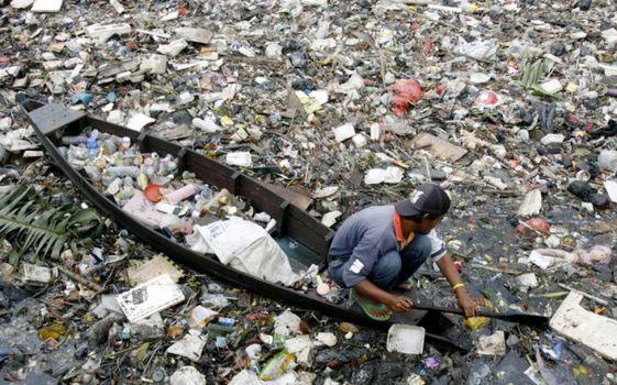 Terre en danger ? Pollution